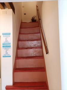 la camera è al secondo piano della nostra Residenza