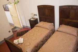 camera doppia con letto extra